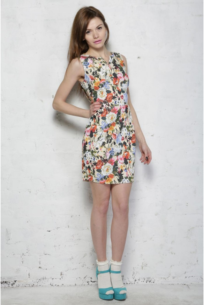 Sugarhill Boutique Bloom Dress
