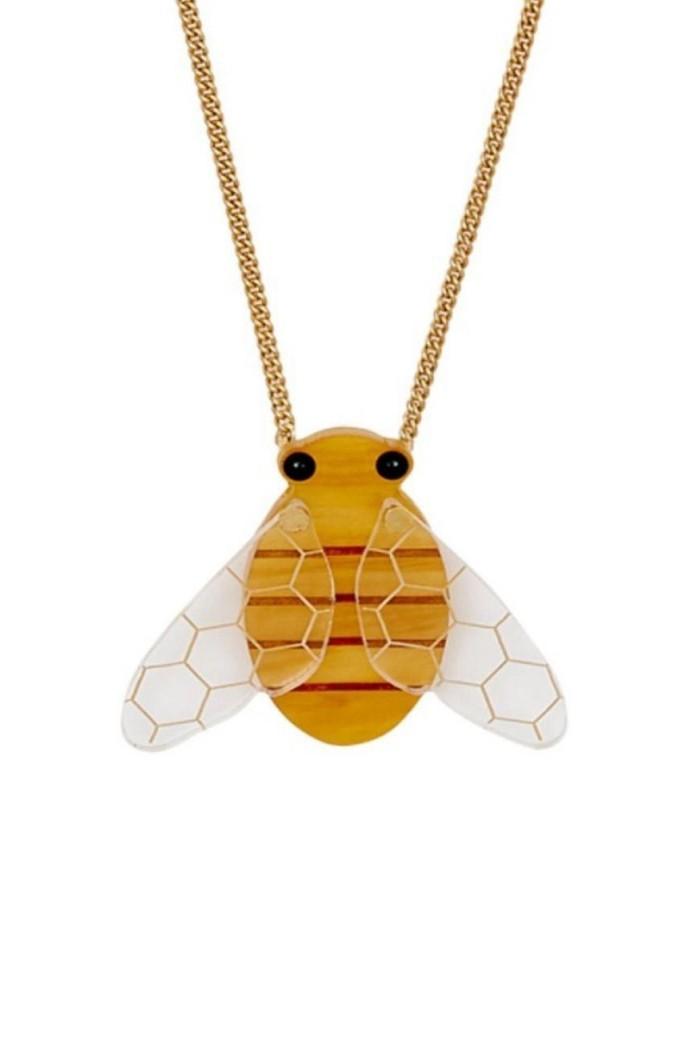 Tatty Devine Bee Necklace