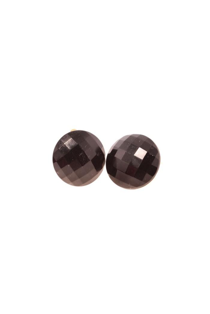 Vintage Black Earrings