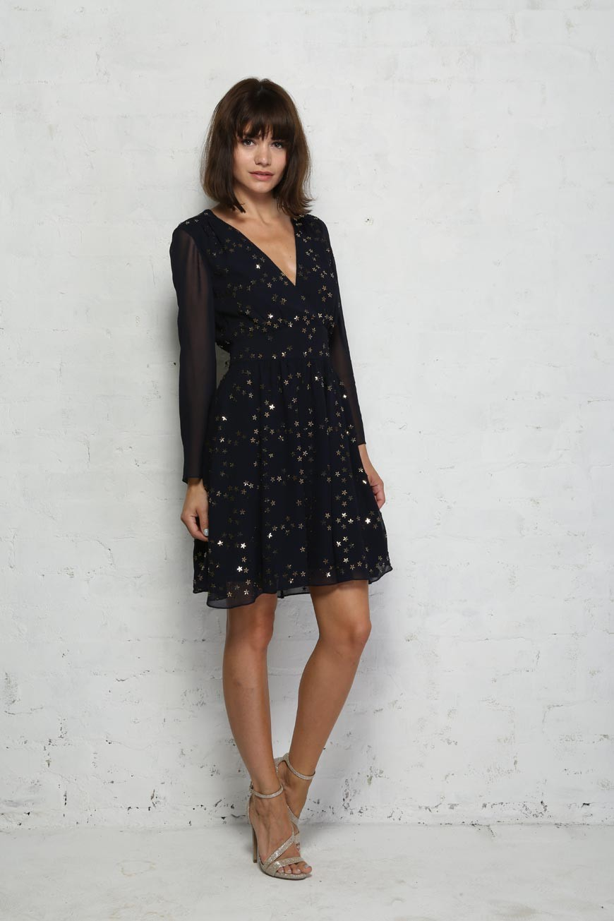 f73399f7199 French Connection Million Stars Dress