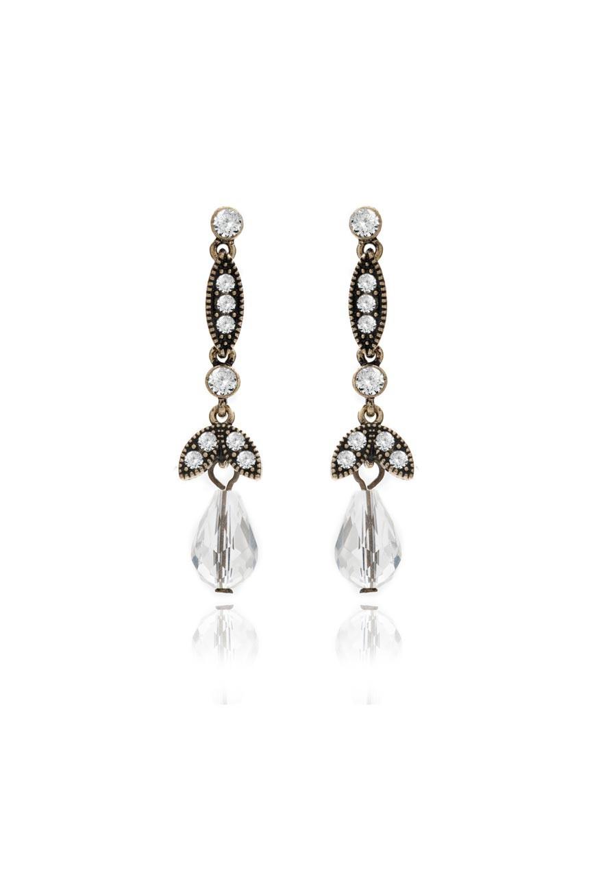 Art Deco Style Earrings 1920s Earrings