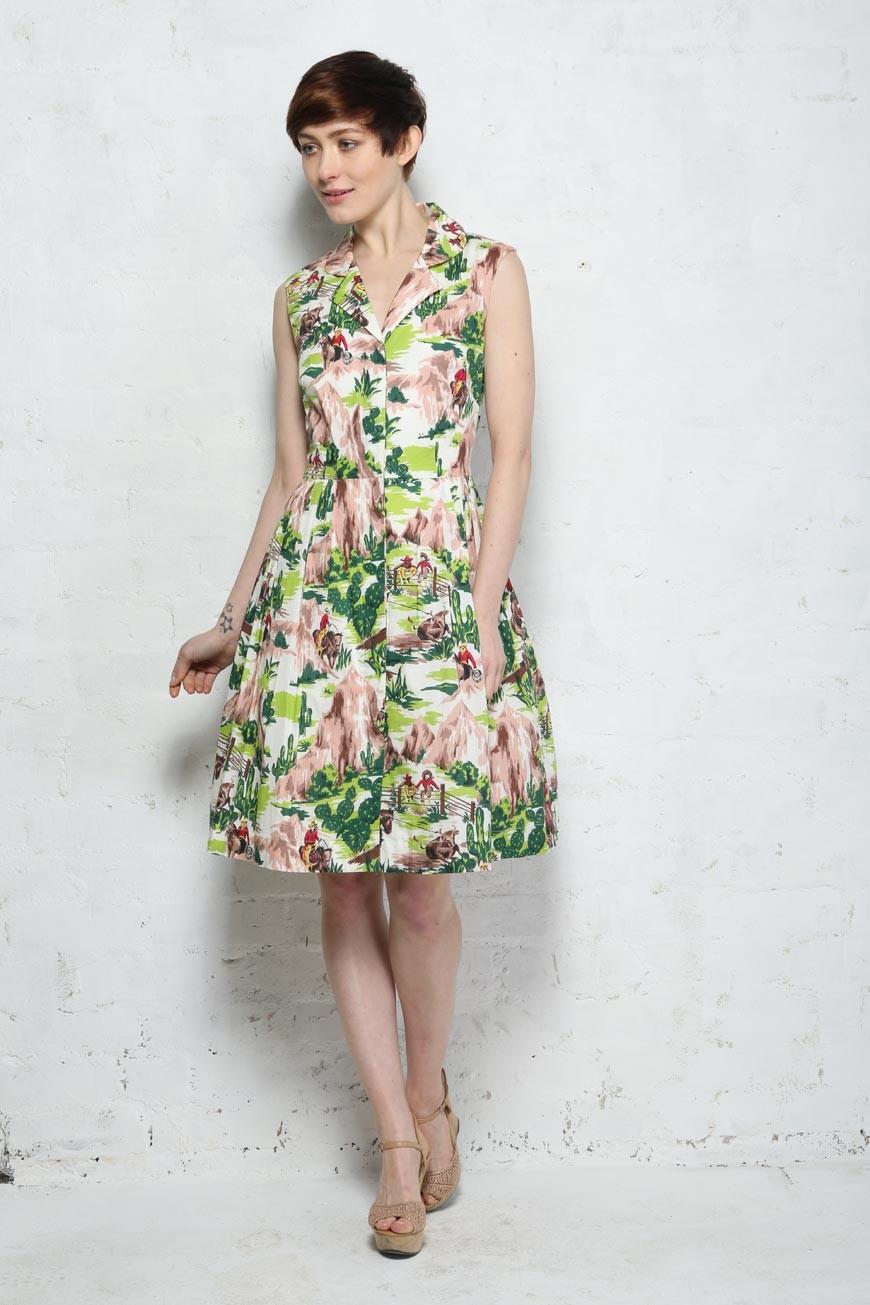 Vintage Style Prom Dresses