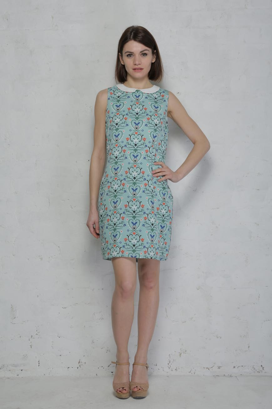 Sugarhill boutique chloe butterfly fiesta dress for Boutique wedding guest dresses